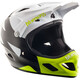 bluegrass Explicit Fullface-Helmet white/black/yellow